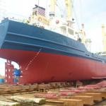 Ship Cargo Vessel 956 DWT thn 1987 US102313TM-