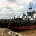 28m 2500hp Twin Screw Tugboat built on 2006-