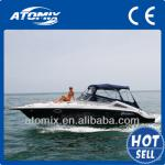 27 feet Fiberglass boat with cabin (7500 Sports Cruiser)-7500 Sports Cruiser
