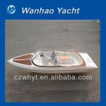 Wh 8 people new energy electric boats-WH8