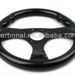 Carbon fiber steering wheel for yacht/bus/car - 700g only-