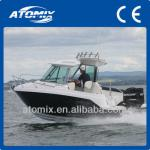 20 feet CE approved Fishing Boat-600 Hard Top Fisherman