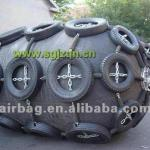 boat pneumatic rubber fender-2.5*4.0m
