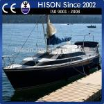 Hison factory direct sale multi-functional mutlti-purpose sail boat-sailboat