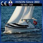 2014 China hison 26ft cruiser boats sailing yacht-HS26