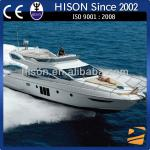 New style electric start fiberglass speed yacht-HS-006J17