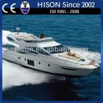 New style electric start catamaran yacht-HS-006J19