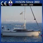 China leading PWC brand Hison challenging relaxing sailboat-sailboat