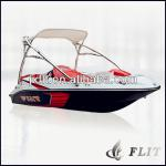 Hot!!China 3 or 4 passengers 4.6m/15.1ft high quality fashion motor yacht-FLT-460