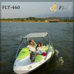China New for sale small fiberglass speedster speed jet boat seadoo similar-