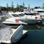 power boats, sail boats, commercial workboats from auction in USA-