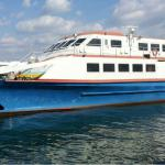 272T CATAMARAN FAST FERRY FOR SALE-