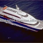 Good Quality Passenger Used Aluminum Boat-