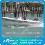 5m CE approved PVC inflatable Boat (500 RIB)-500 RIB