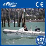 5m CE approved boat-500 RIB