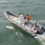 2014 NEW MODEL RIB BOAT 650D RIGID INFLATABLE BOAT-RIB650D