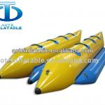 5-6 persons inflatable PVC Banana boat-WT-2053