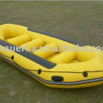 inflatable drifting boat-