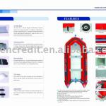 rowboat/sport boat/fishing boat/inflatable boat-R17-18