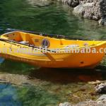 Rotationally Molded Boat-
