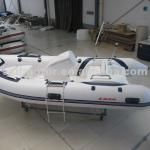 New RIB390 rib boat with 40HP outboard motor - Sail manufacturer-RIB390C