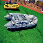 CE Cando 360cm Hypalon/PVC inflatable air mat V-hull tug boats for charter-VIB-ME360