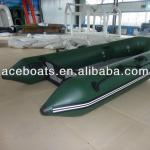 Hot sale inflatable boat with pvc material made by hand-M-380
