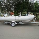 New Design Big Hypalon RIB BOAT 5.2m-FG520