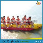 Commercial 8 person inflatable banana boat-HABT085