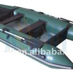 2-7 person Rubber boat with aluminium floor-BM DSM