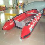 New!Hot sale! inflatable aluminium floor boat-LXM----096