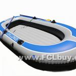 4 Person Inflatable Boats PVC Canoeing Fishing Boat 280*140*30Cm-