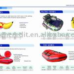rowboat/sport boat/fishing boat/inflatable boat-R13-14