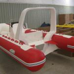 INFLATABLE BOATS-BLX-RIB,480