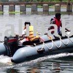 Inflatable Rescue Boat/Hypalon Material-