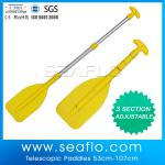 SEAFLO Adjustable Kayak Paddle 3sections-SFPD1-01