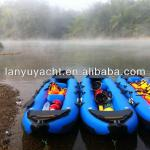 2014 CE pvc inflatable kayak-LY-400