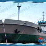48m self propelled barge for sale-