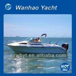 5.8m FRP cabin fishing boats-WH580