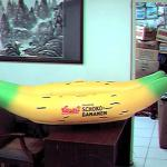 inflatable fruit boat/special boat/water-fun/pvc products-