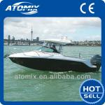 6m Fiberglass Hard Top Motor Boat with outboard engine (600 Hard Top Convertible)-600 Hard Top Convertible