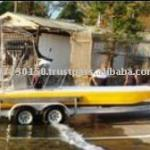 AIRBOAT Fiber Glass Boat-