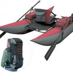 Backpack Inflatable pontoon boat-PB-107