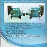 ZP4100,4 cylinders diesel engine-