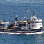 Large Fishing Boat-