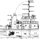 30.1 m 2400HP Tug Boat (Work-In-Progress)-