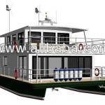Luxury House Boat 12m, 15m & 18m-