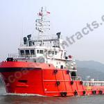 Anchor Handling Tug Supply (AHTS)-