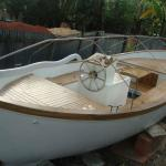 Renovated Boat-