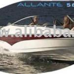 Boat with easy loader trailer (new) Campion Allante565 for sale-